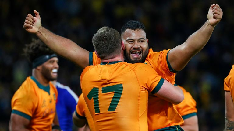 Australia are heading to the UK for the first time since 2018