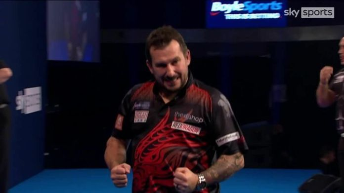 Watch Clayton reel in five ton-plus finishes including 'The Big Fish' as he dominated Gerwyn Price in the final