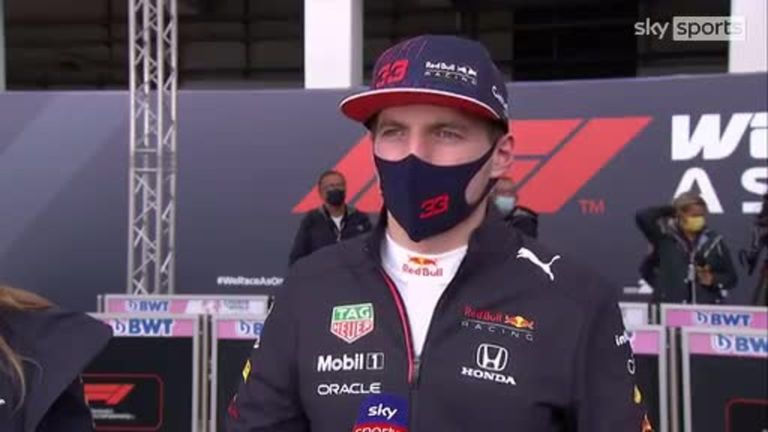 Max Verstappen feels that Red Bull are lacking pace and it will be difficult to fight Mercedes at the Turkish GP.