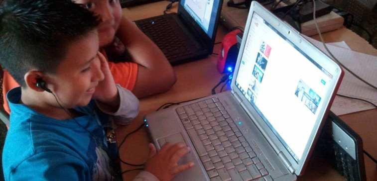 When kids love to learn