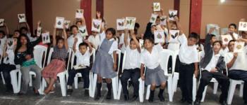 VBS at Precious Moments School