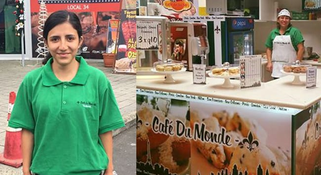 cafe du monde Guatemala