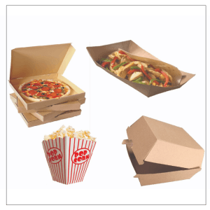 Paper Food Packaging