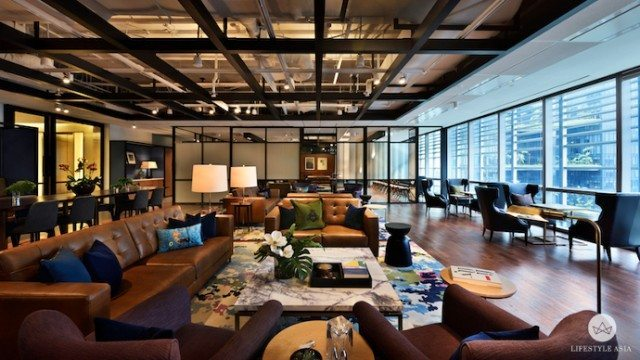 Singapore Based Startups Check Out The Great Room A New Co Working Space At One George Street