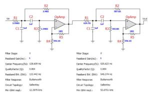 [Resolved] HelpIm stuck with designing a band pass filter with frequency range (20Hz  500Hz