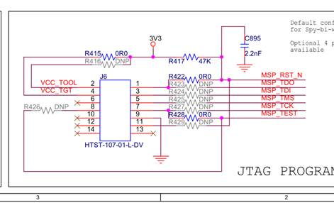 Msp430 With Fet430uif Programmer Issue