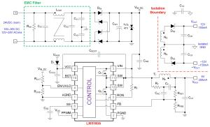 How to design for EMC and isolation with FlyBuck™ converters  Power House  Blogs  TI E2E