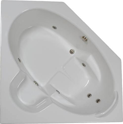 Comfortflo 60x60 RN Whirlpool Bath At Menards