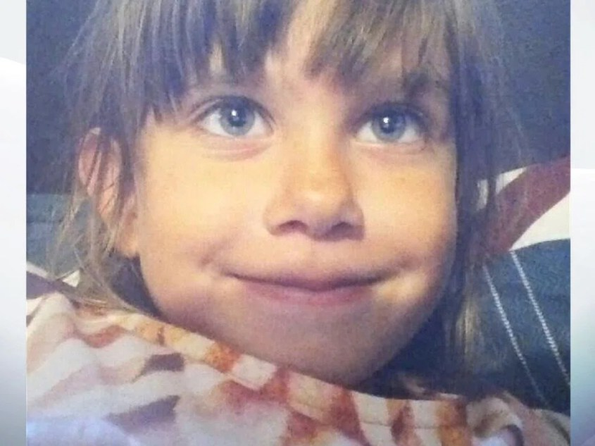 Katie Rough was seven when she was killed