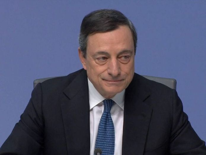 Mario Draghi Euro falls as ECB set to keep interest rates steady until next summer Euro falls as ECB set to keep interest rates steady until next summer draghi 1 2048x1536 3429120