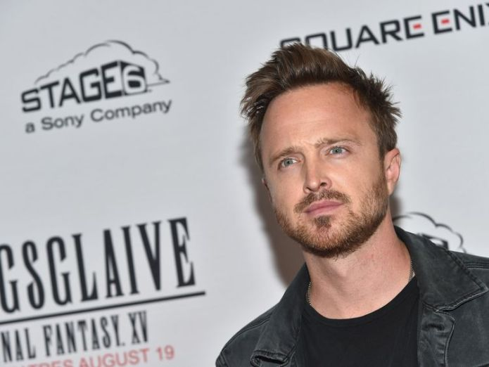 Aaron Paul attends the New York premiere of Kingsglaive: Final Fantasy XV  Bryan Cranston confirms film based on hit show is in works 8159411b9531f3bdcdc514043a9915c72301fa7fadf2af884baa6ba35a69eedc 3767641