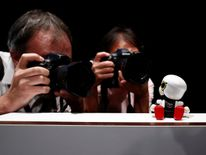 The Kirobo Mini will respond when it is spoken to