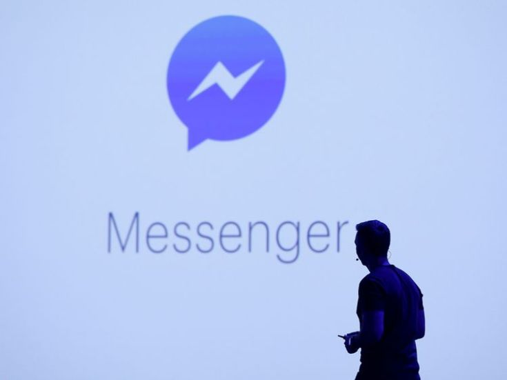 More than 1bn people use Facebook Messenger each month
