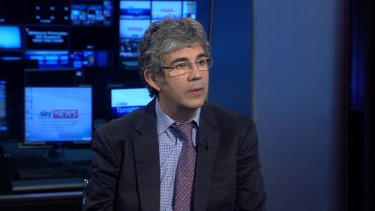Mr David Nott is a volunteer surgeon who works in war ravaged Syria