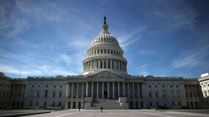 The US Capitol Building is home to the Senate and House of Representatives  How can a president be impeached? 0f53cfecd1d91cf8f168395e9e3203ba3a3369661e13555561ec6b4f9f93863e 3823400