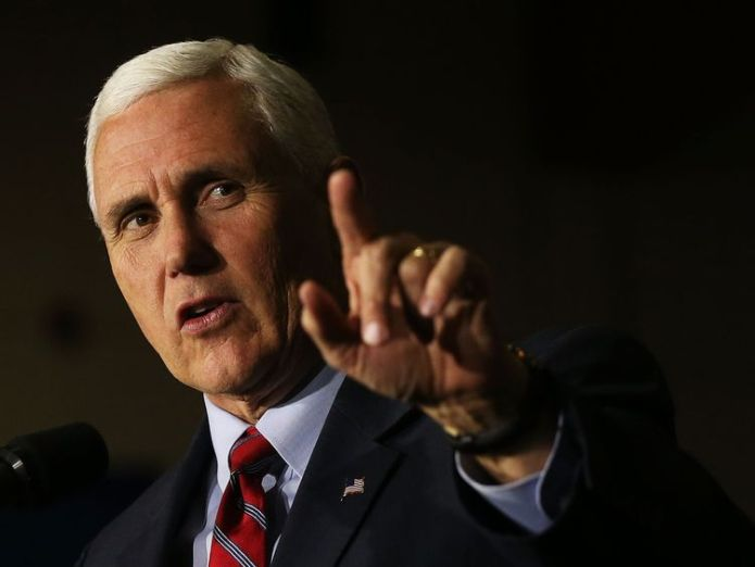Mike Pence North Korea brands Mike Pence 'stupid' as it warns of 'nuclear showdown' with US North Korea brands Mike Pence 'stupid' as it warns of 'nuclear showdown' with US 90fff698a7bb57ca950ea5f0ca9e80517afb8de52840525d346c4dff292b3354 3840826