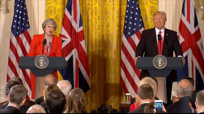 Donald Trump approves of the UK's vote to leave the EU