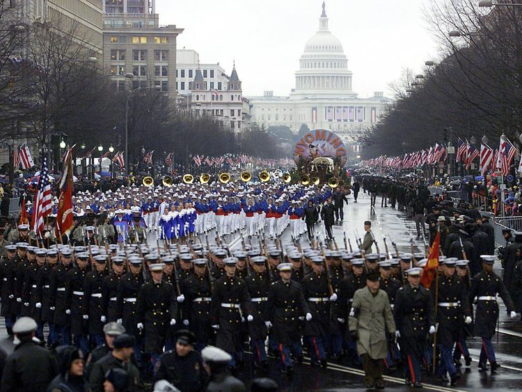 Donald Trump's inauguration: A guide to today's events