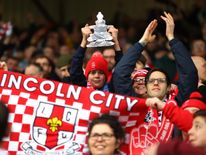 Lincoln are only the second non-league side to have beaten top-flight opposition since 1989