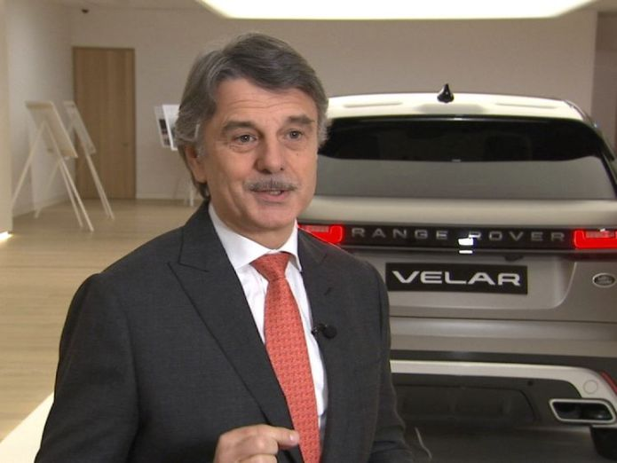 Dr Ralf Speth is chief executive of Jaguar Land Rover  Jaguar Land Rover says Brexit uncertainty risks 40,000 jobs fd6fb5519e08c47fb4dd861b1445698dd6c14cc8f7ec6a0a5a8bee2423ba8a71 3900729
