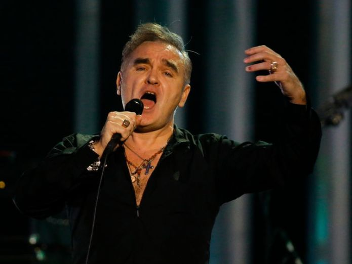 Morrissey revealed he was being treated for throat cancer in 2014  Morrissey's UK gigs cancelled amid row over anti-racism protest 21dbd2dcf91a87e89e9f4b597bb722005d8e8a927afebd0ec31ed002e27f5994 3930405
