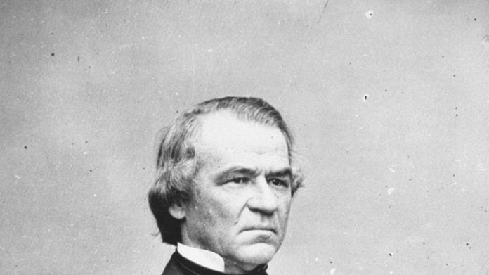 US President Andrew Johnson   How can a president be impeached? 533a9a36dbac335a982deaeee9564fdf511c2ca3e546d6ca878fa23fcce60157 3955665