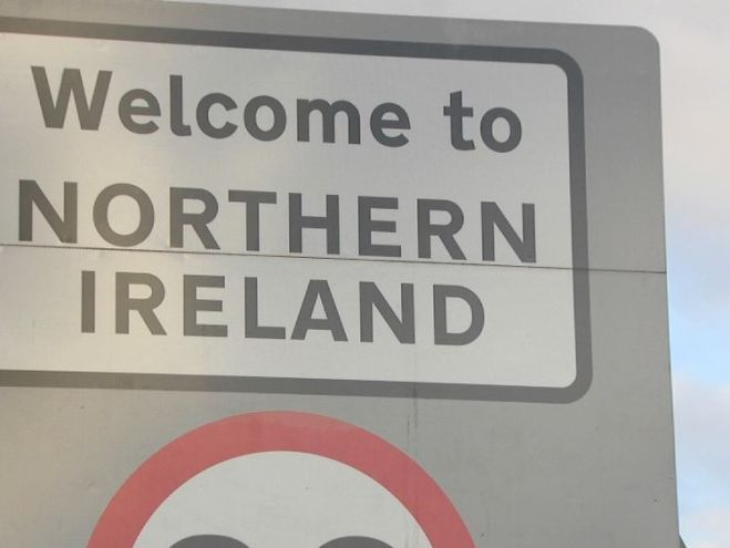 Northern Irish border