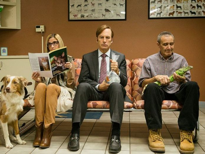Better Call Saul is one of modern TV's most successful spin offs  Bryan Cranston confirms film based on hit show is in works 9eeaffba8acb58d671700e07b43a8242c2ff88c03d3795ce72a6944b19d77172 3945688