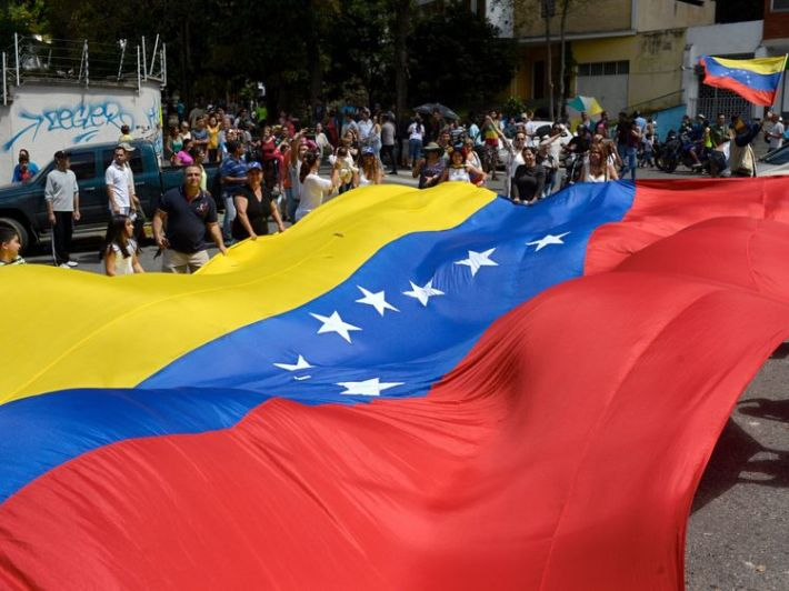 2,000 polling stations inside Venezuela hosted the controversial vote