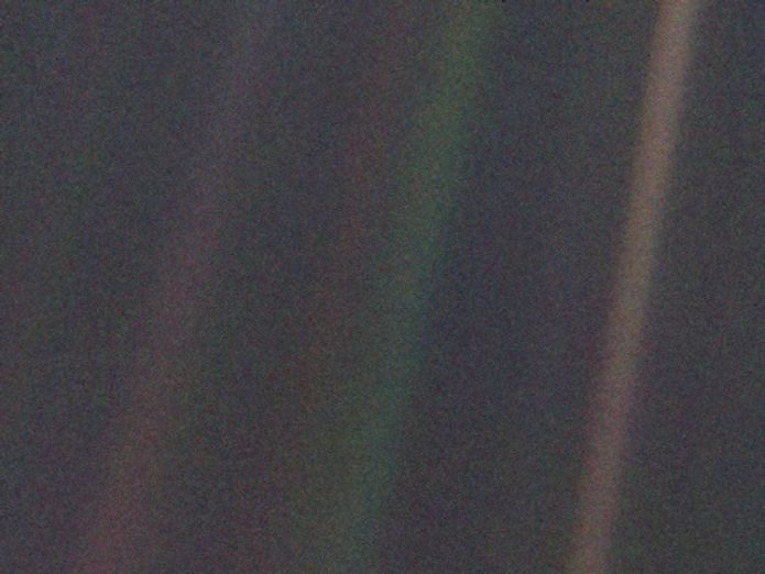 The Pale Blue Dot image was taken four billion miles away from Earth. last chance to suggest nasa's message to voyager 1 Last chance to suggest NASA's message to Voyager 1 e172d05a485d65d8d30e7ac8e5e021bee5066895005626fe11ce444c53affde3 4074168
