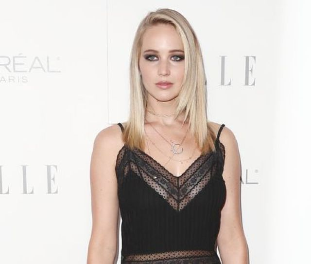 Jennifer Lawrence Afraid Of Sexy Scenes After Nude Photo Hack