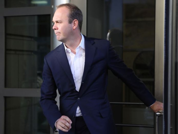 Rick Gates has denied all of the charges against him Tax fraud charges filed against ex-Trump chiefs Paul Manafort and Rick Gates Tax fraud charges filed against ex-Trump chiefs Paul Manafort and Rick Gates skynews rick gates paul manafort 4142898