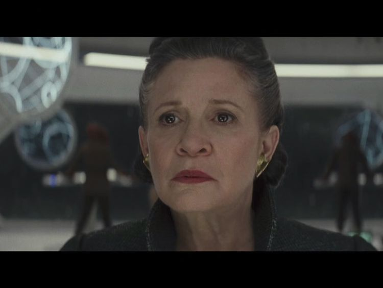 The film could feature General Leia Organa's final moments in the saga