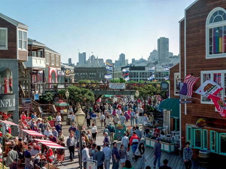 Jameson wanted to target Pier 39, a busy tourist area in San Francisco