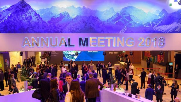 The World Economic Forum was founded in 1971