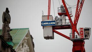 Carillion Crane Construction London What price will 'big four' auditors pay? What price will 'big four' auditors pay? 2371801150084922407 4206775