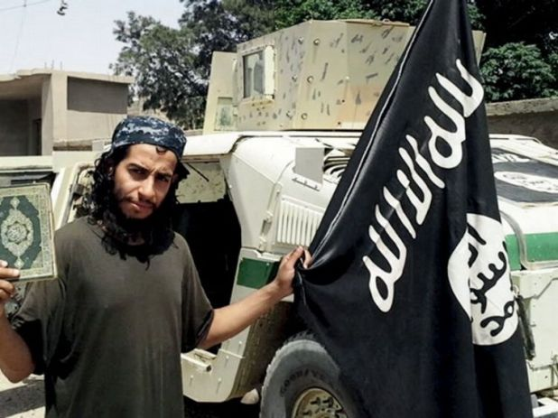 Abdelhamid Abaaoud, the suspected ringleader of the 2015 Paris terror attacks
