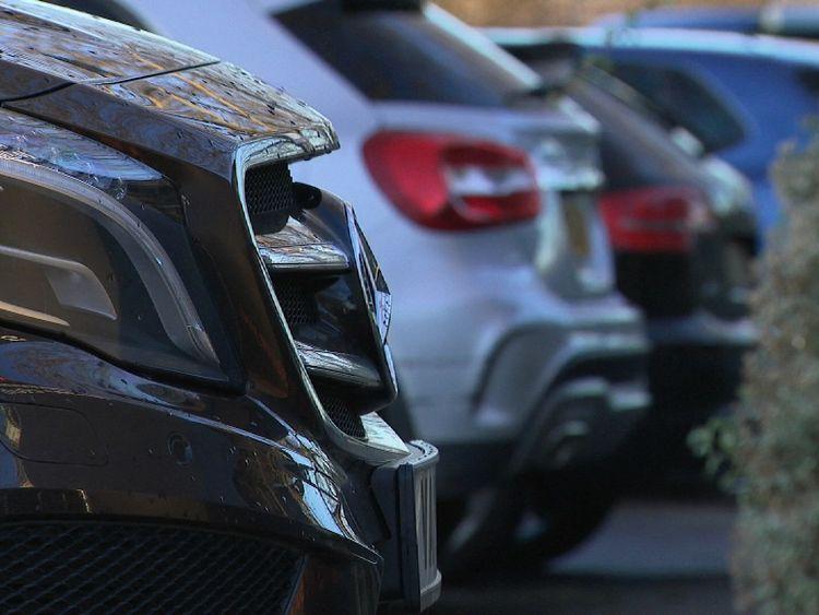 Car thefts up 30% as gangs beat new tech
