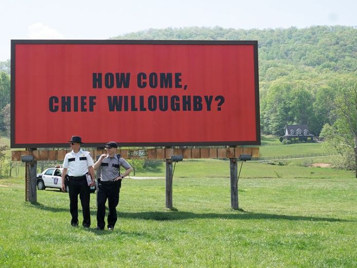 Three Billboards can the best picture winner avoid a backlash? Can the best picture winner avoid a backlash? skynews three billboards outisde ebbing 4200727