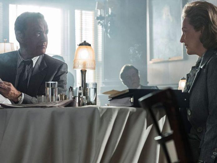 Tom Hanks and Meryl Streep star in The Post can the best picture winner avoid a backlash? Can the best picture winner avoid a backlash? skynews tom hanks meryl streep 4204242