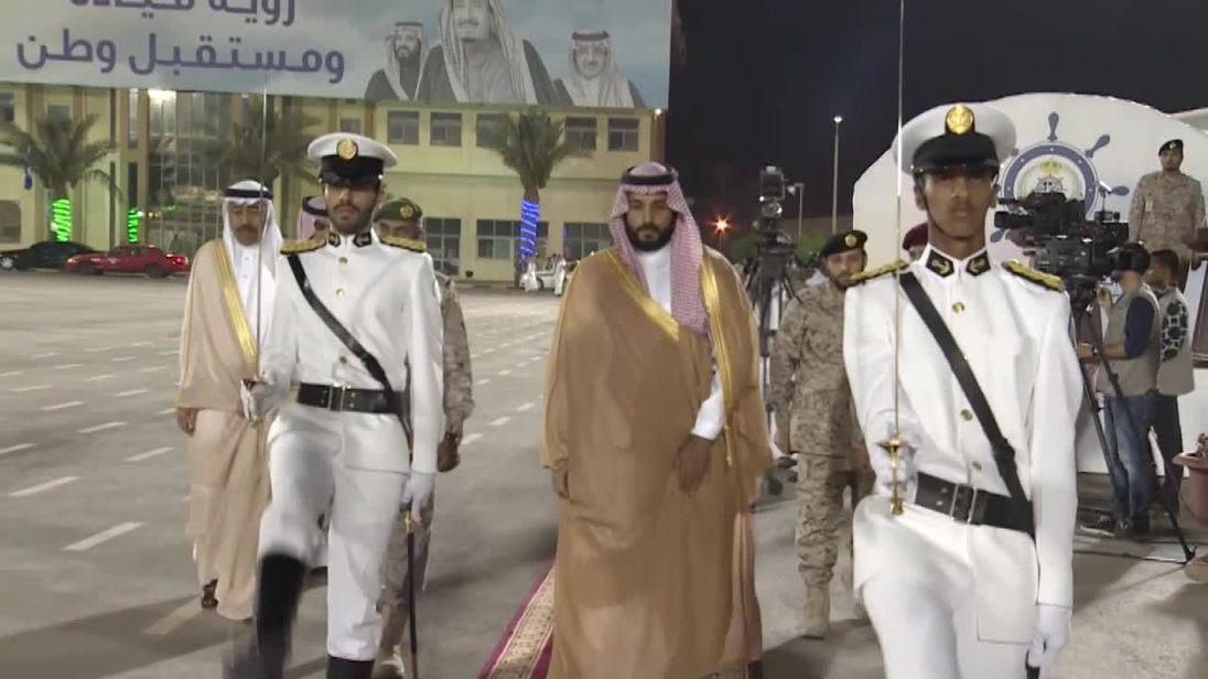 Who is Mohammed bin Salman? Waghorn package