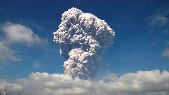 Image result for volcano eruption