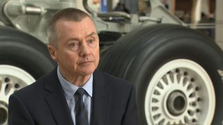 Willie Walsh is chief executive of IAG 'Capacity crisis' facing world airports, industry group warns 'Capacity crisis' facing world airports, industry group warns skynews willie walsh 4223542