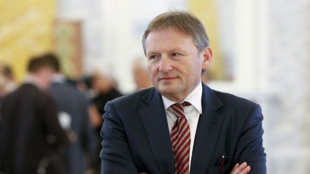 Boris Titov is a successful businessman