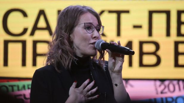 Ksenia Sobchak - hat chance could a TV personality have in a presidential election?