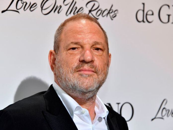 Harvey Weinstein Japan's Shoplifters wins Cannes top prize after Weinstein accuser takes to the stage Japan's Shoplifters wins Cannes top prize after Weinstein accuser takes to the stage 2371801030070402807 4234000