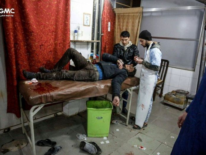 syria damascus ghouta 'Deadliest day' in years as women and children killed near Damascus 'Deadliest day' in years as women and children killed near Damascus 2371802200110963407 4235821