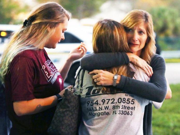 Aftermath of Florida school shooting Florida school gunman Nikolas Cruz 'remorseful' and 'sad' Florida school gunman Nikolas Cruz 'remorseful' and 'sad' skynews aftermath florida school shooting 4232036