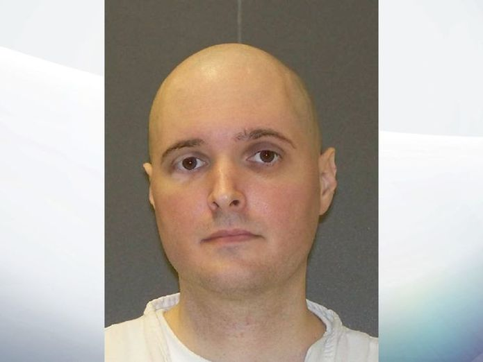 Thomas Bartlett Whitaker was 23 when he arranged the murder of his mother and brother Death row inmate in great pain after gory and torturous botched execution, says lawyer Death row inmate in great pain after gory and torturous botched execution, says lawyer skynews execution texas whittaker 4236496