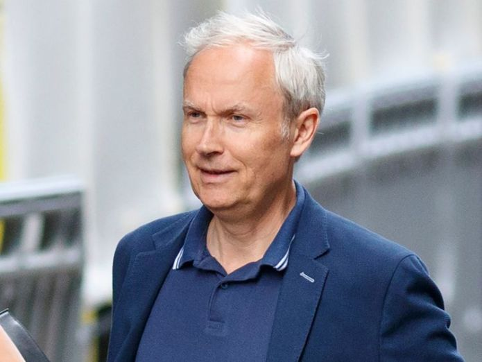 Luke Johnson  Patisserie Valerie chair stumps up £20m to avert financial collapse skynews luke johnson businessman 4220105